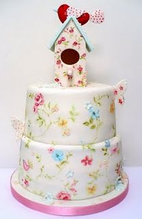 I like the cake, not the topper