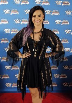 Find images and videos about beautiful, pretty and demi lovato on We Heart It - the app to get lost in what you love. Rihanna, Celebrity Photos, Celebrity Style, Demi Lovato Style, Grunge Hair, Role Models, My Idol, My Style, Celebrities
