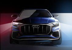 Audi представит вДетройте концептуального конкурента BMW X6 - Cardesign.ru - Главный ресурс о транспортном дизайне. Дизайн авто. Портфолио. Фотогалерея. Проекты. Дизайнерский форум.