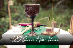 20 Clever Altar Ideas