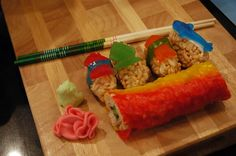 candy sushi how to! (and other ideas)