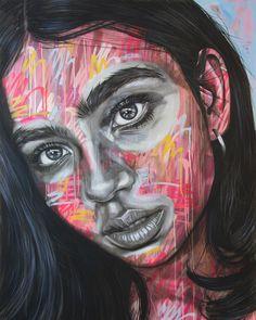 Oilpainting ap art in 2019 art gcse art sketchbook art alevel. Human Figure Artists, Identity Artists, A Level Art Sketchbook, Art Alevel, Ap Studio Art, Portrait Art, Painting Portraits, Paintings, Ap Art