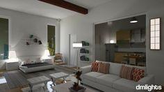 standar apartement - by DMLights-user-1347177