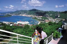 Attractions near Cruise Port - St. Thomas: Attractions in U.S. Virgin Islands