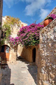 GREECE CHANNEL | Monemvasia
