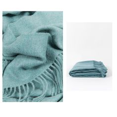 Baby Alpaca super soft scarf and blanket