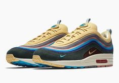 more photos 88544 32307 Sean Wotherspoon Air Max Corduroy is king. The textured material appears in  bright colors in Sean Wotherspoon s coveted Air Max and will also appear in  the ...
