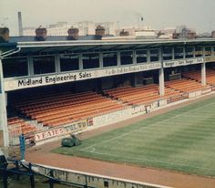Filbert Street, Leicester City in the Leicester City Football, Leicester City Fc, Sports Stadium, Football Pictures, Football Stadiums, Baseball Field, Great Britain, Old And New, 1970s