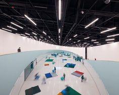 MAAT — Museum for Art, Architecture and Technology by AL_A / Amanda Levete Architects, Lisbon, 2016 - Piet Niemann