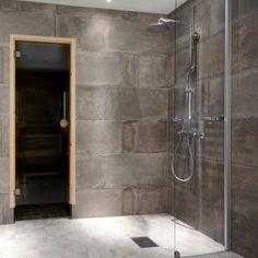 Sauna Room, Alcove, Bathtub, House, Saunas, Decor, Tiling, Bathrooms, Tile