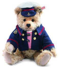 Steiff Jack Teddy Bear EAN 035944 |Steiff Official Website