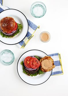 Quinoa Burger | @the