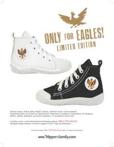 Limitowana kolekcja ONLY FOR EAGLES to zobaczenia na: http://slippersfamily.com/sklep