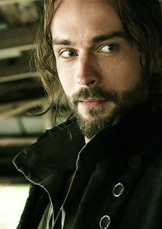 Sleepy Hollow - The eyes are the windows to the soul, and Crane...