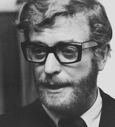 ❦ Michael Caine at The Dorchester hotel in London on August 14, 1969