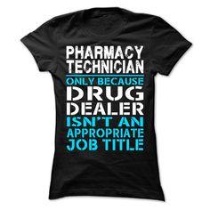 I Love Pharmacy Technician Shirts