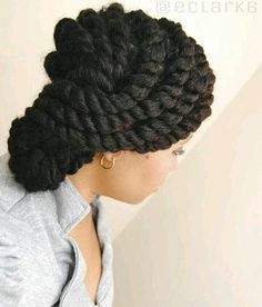 Looking for a way to wear your hair but without needing to rely on cornrows? You need to check out these gorgeous flat twist hairstyles! Flat Twist Out, Flat Twist Updo, Twist Outs, Natural Hair Twist Out, Natural Hair Styles, Flat Twist Hairstyles, Black Hairstyles, African Hairstyles, Braid Styles