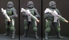 A little rough, but cool MGS PMC concept