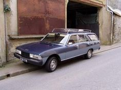 Wagon Wednesday-Peugeot 604 break