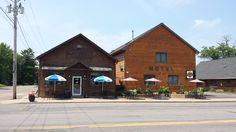 Spirit Lake Inn & Sweets on Main Street in Wahkon, MN on Lake Mille Lacs