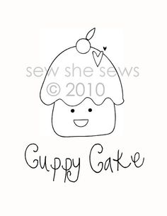 Cuppy cake
