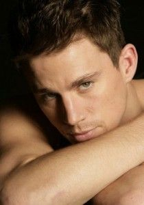 Channing Tatum~Christian Grey pick #2???