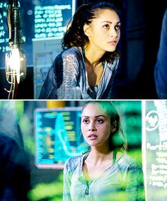 "Raven Reyes in 2x14 ""Bodyguard of Lies"""