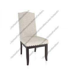 Canadel Custom Dining Side Chair - CHA 5046