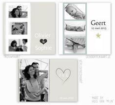 Trouwkaarten, Verlovingskaarten en Geboortekaartjes zijn te bestellen bij: http://www.kaartje2go.nl/kaartenwinkel/Huis+van+Mijn/sorteer:nieuwste-kaarten