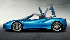 Ferrari 488 Spider | The 3 Sexiest Convertibles of 2016, Just in Time for Summer