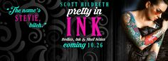 Pretty in Ink by Scott Hildreth – Cover & Title Reveal | NerdGirl Official
