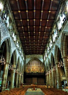Anglican Cathedral, Cathedral Church, Wakefield Cathedral, Hepworth Wakefield, Westminster Cathedral, Medieval Stained Glass, Yorkshire Sculpture Park, Church Interior, Windsor Castle