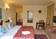 Lavish rooms artfully blended with all the comforts of a luxurious modern living at - thevillahimalaya.com