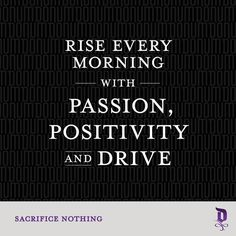 Rise every morning with passion, positivity and drive. —DONUM #sacrificenothing #menswear #style #footwear #donumshoes