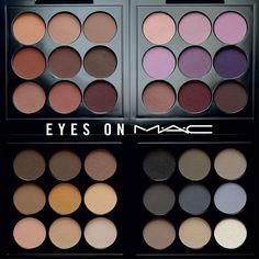 LA palette de chez MAC