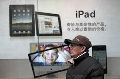 Chinese teen sells kidney to buy iPhone, iPad