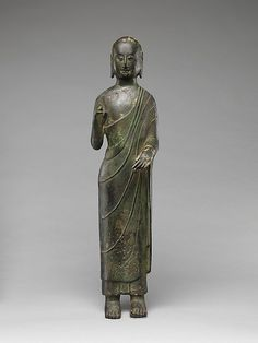 Monk Period: Sui dynasty (581–618) Date: late 6th century Culture: China