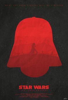 Star Wars: The Force Awakens Poster - Edward J. Moran