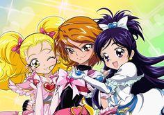 Futari wa Pretty Cure Max Heart fanart
