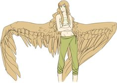 Hungary - ElizavetaLight brown wings. Shirts are overrated.