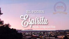 El poder de su Espíritu nos capacita #IcaRiosXela