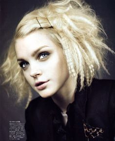 Jessica Stam of International Model Management is 1 of CANADA's Top Leading Models