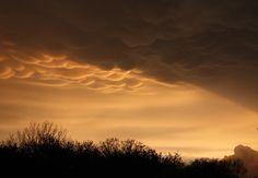 Storm rolling in at sunset, Lino Lakes, Minnesota, U.S. - Image courtesy of Jackie Zeleznikar