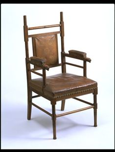 ARTS&CRAFTS / MISSION STYLE: Armchair | Godwin, Edward William | V Search the Collections
