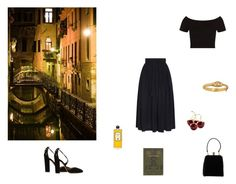 """""""Combination#154"""" by lagnossienne ❤ liked on Polyvore featuring Comme des Garçons, New Look, Dolce&Gabbana, Aquazzura and Serge Lutens"""