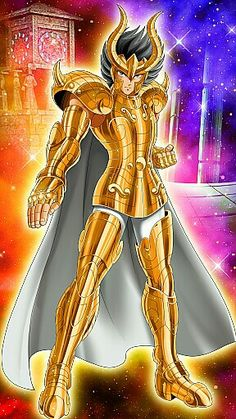 10 Capricorn Shura GoldCloth(OCE) by ZodiacBrave.jpg
