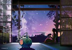 hosisuzumi - Starry Tales by Kagaya  <3 !