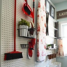 18 Ways to Make Your Laundry Room the Best Space in the House: Just like the kitchen or bathroom, the laundry room plays a crucial role in keeping the household going, but it's often a design afterthought, stuffed into a dark closet or relegated to a dreary basement corner.