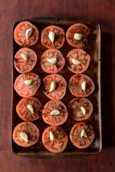 Roasted Tomatoes by With The Grains 01