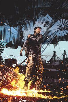 Superman: American Alien #1 by Tommy Lee Edwards *